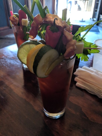 The Best Bloody Mary in All of New Orleans
