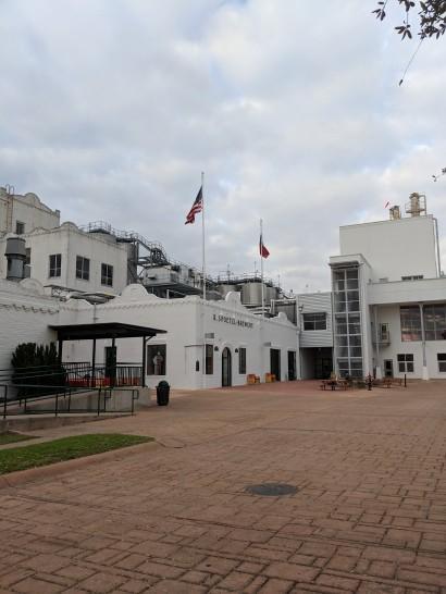 Spoetzl Brewery in Shiner, TX