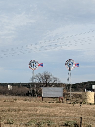 Middle of Nowhere, TX
